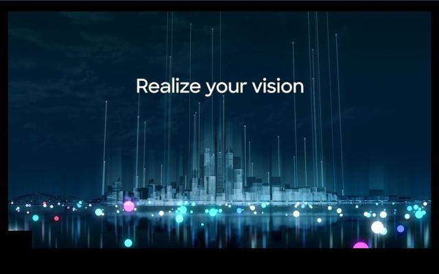 What Does It Take to Realize Your Vision?
