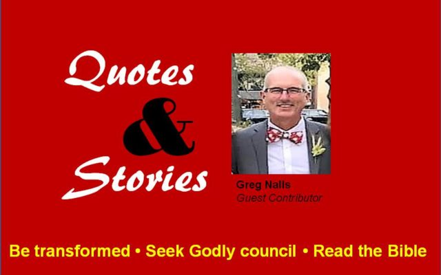 • Be transformed • Seek Godly council • Read the Bible