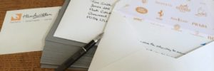 The Art of the Hand Written Letter